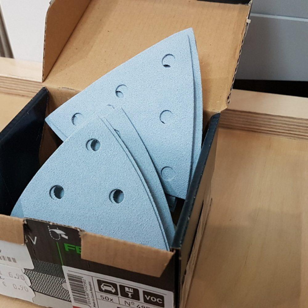Schleifpapier Karpiel (4)